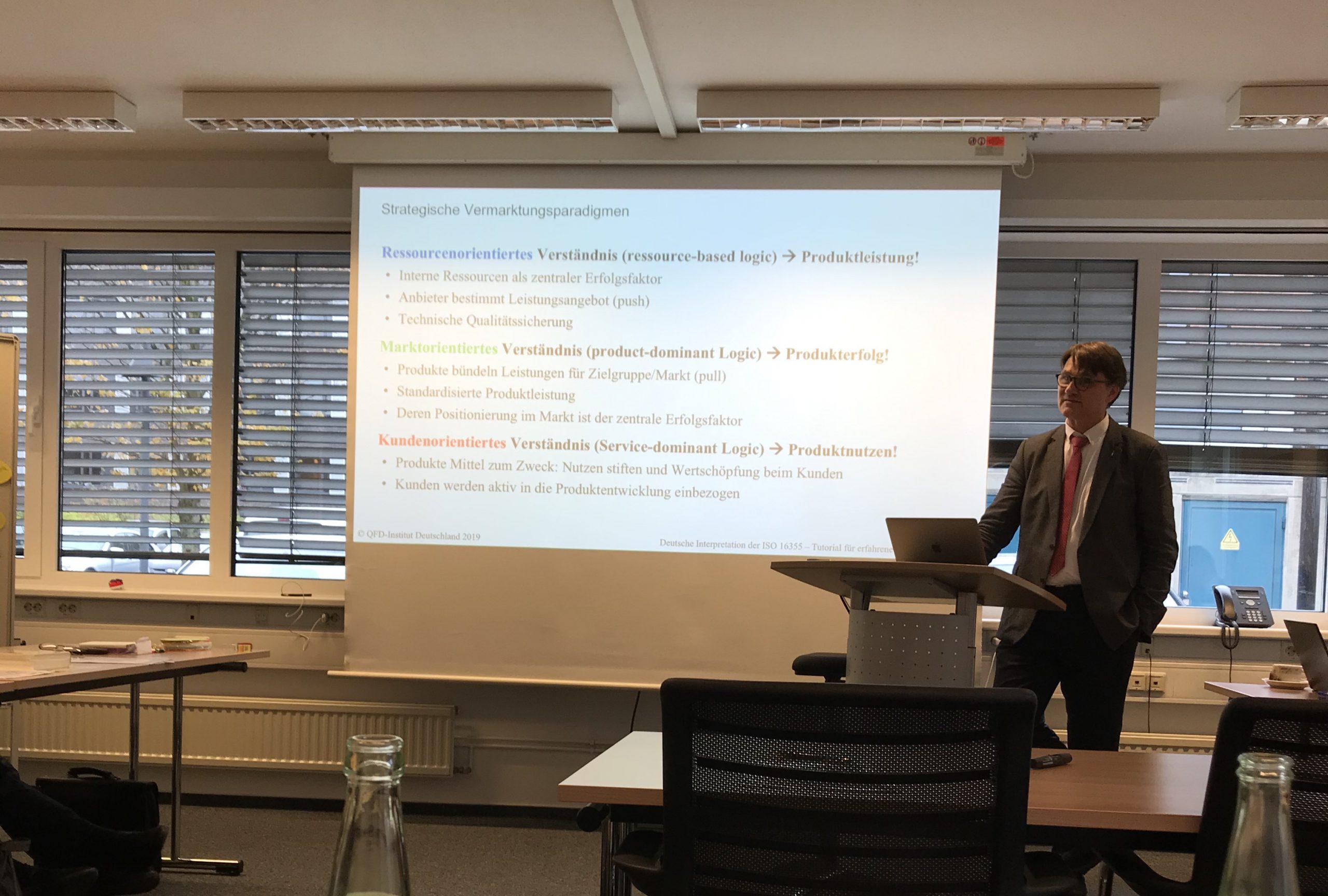 9. QFD Best Practice Workshop, Dortmund 2019