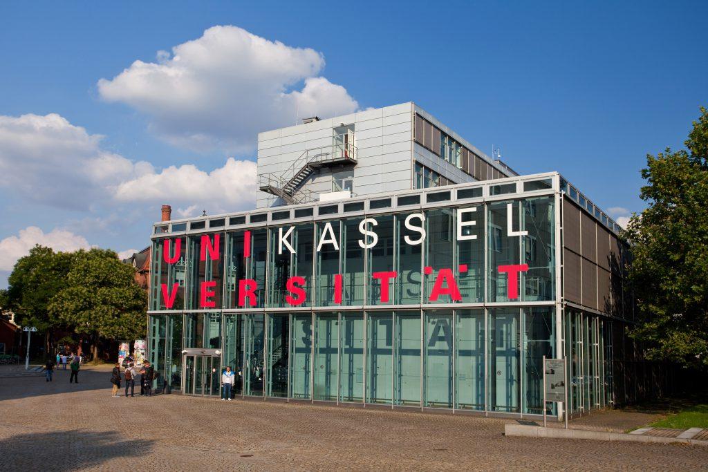 Universität Kassel © Stadt Kassel; Foto: Weber Fotografie Kassel